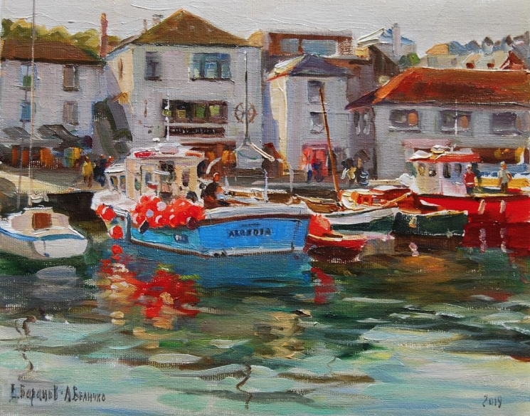 Special One-Day Show - Impressions of Mevagissey